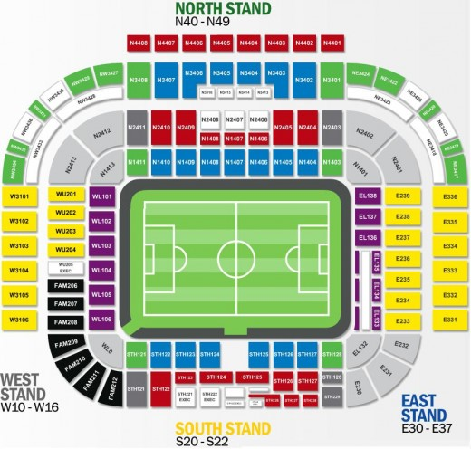 Man U Vs Aston Villa  Tickets