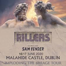 00:30 Killers @ Malahide Single Malahide - Dublin