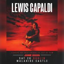 23:00 Lewis Capaldi Single Journey Malahide - Dub