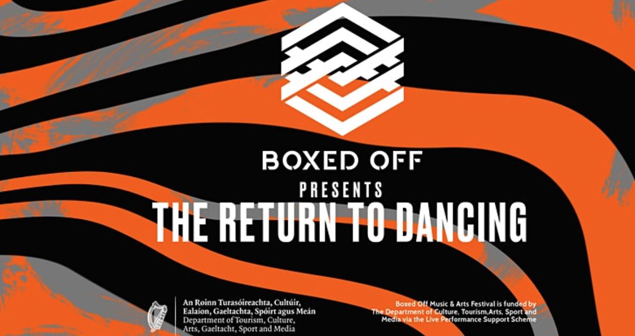 The Return to Dancing Bus Dublin Bus Service 15:00